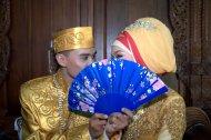 Pernikahan Heru dan Fatia